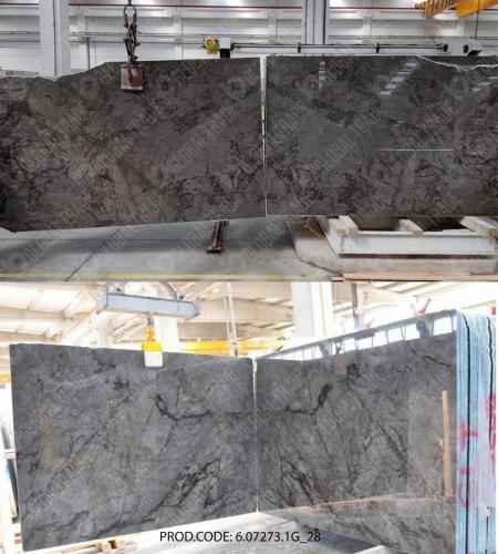 Product Code: 6.07273.1G_28Grey Marble Istanbul