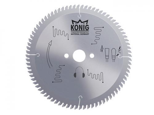 König dairesel ve şerit testereler alman teknolojisi