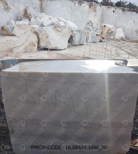Product Code: 16.08443.16M_30Turkish White Marble